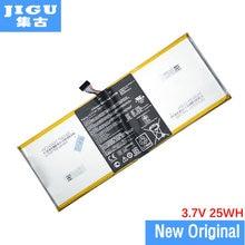 "JIGU מקורי מחשב נייד סוללה C12P1301 עבור ASUS עבור תזכיר PAD K00A (ME302C) עבור MemoPad 10.1 ""TF303K 1B014A"