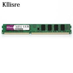 Kllisre Ram DDR3 4GB 1333 MHz Desktop Memory 240pin 1.5V sell 2GB/8GB New DIMM