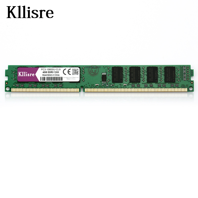 DDR3-1333 Lot of 5 Mixed Brand 1GB 1Rx8 DDR3 SDRAM DIMM PC3-10600 10600U
