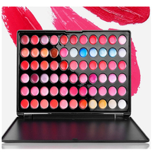 66 Colors Beauty Make Up Lipsticks lip gloss Moisturizer Shimmer lipstick palette maquiagem Lip Gloss Cosmetic Set