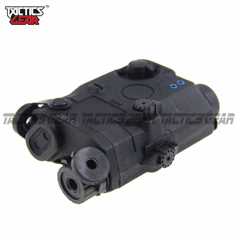 Battery-Box-Model Airsoft An/peq Installation Tactical RIS Black/fg Virtual
