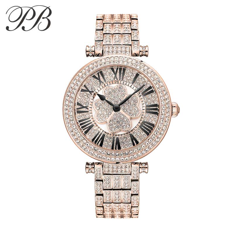 Watch Women Fashion Watch 2017 Luxury Brand Princess Butterfly Dress Quartz Watch Crystal Diamond Waterproof Bracelet WatchHL605 детская футболка классическая унисекс printio kiss destroyer