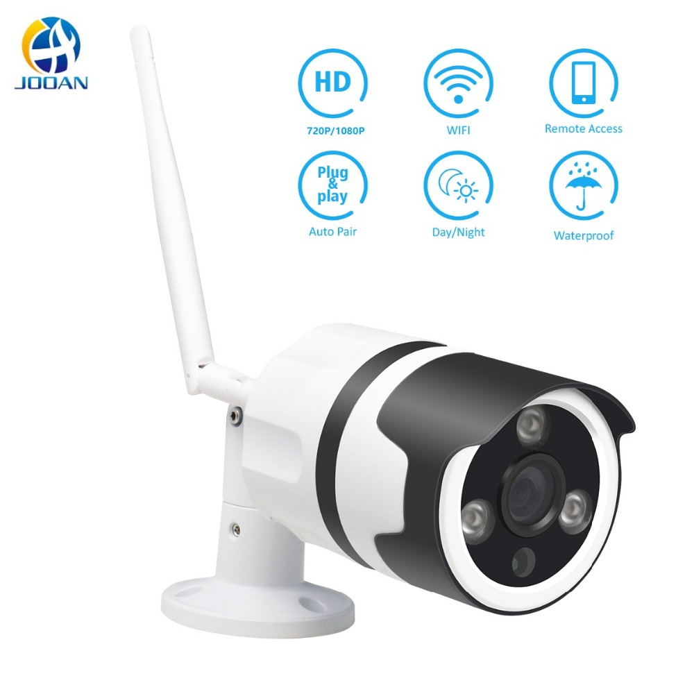 Outdoor Camera HD 1080P Wireless SD Card Slot IP Camera 2 0MP wifi Security Camera Night