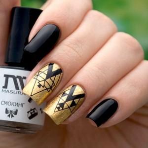 Image 5 - 1PCS 20 Designs Nail Stamping Plates Fashion Geometric Dot Square Triangle Line Pattern Templates for Polish Nail Stamp XYZ19 32