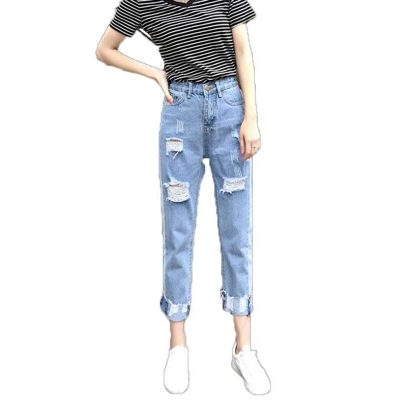Popular Boyfriend Jeans Sale-Buy Cheap Boyfriend Jeans Sale lots ...