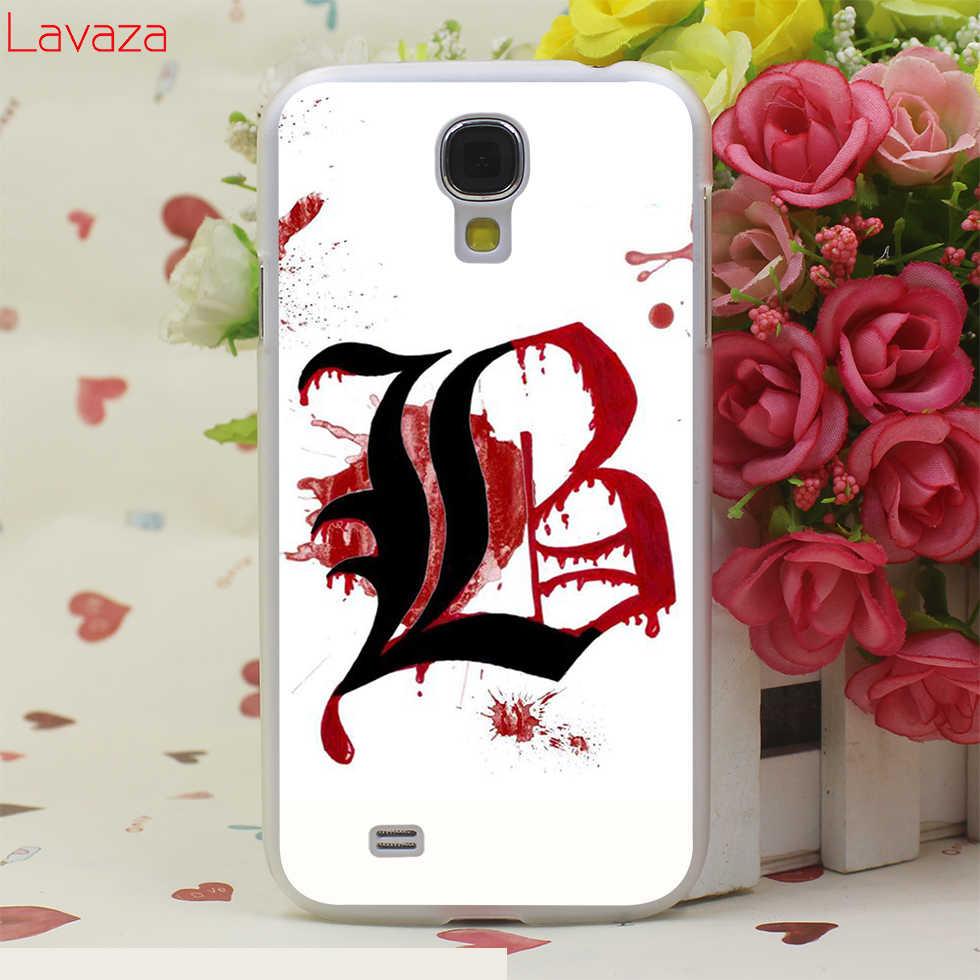 Жесткий чехол для телефона Lavaza Death Note Ryuk kira для samsung Galaxy J8 J7 Duo J4 J5 J6 Plus 2018 2017 2016 J2 J3 Prime 2015