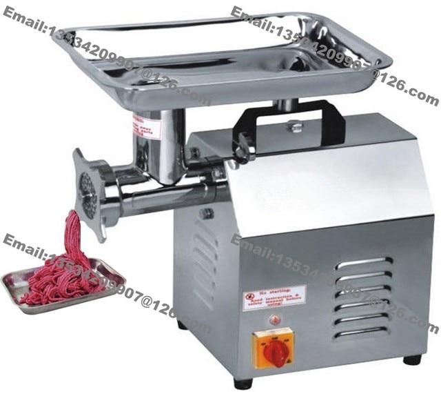 cca91884563 Livraison gratuite 120 KG H Restaurant électrique robuste boucherie cuisine  saucisse boeuf hachoir hachoir fabricant