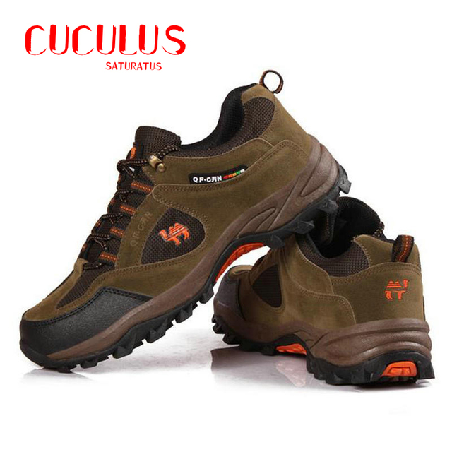 ZHJLUT Full suede leather men shoes comfortable men casual shoes walking shoes slip resistant outdoor shoes men 1209