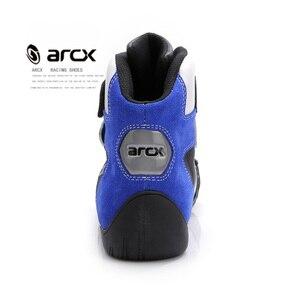 Image 4 - Arcx 오프로드 레이싱 남성 신발 여름 겨울 오토바이 모토 크로스 라이딩 레저 부츠 motos botas motociclismo chuteiras