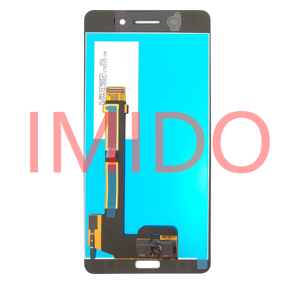 Image 3 - For Nokia 6 TA 1000 TA 1003 TA 1021 TA 1025 TA 1033 TA 1039  LCD Display+Touch Screen Digitizer Assembly Replacement Parts-in Mobile Phone LCD Screens from Cellphones & Telecommunications
