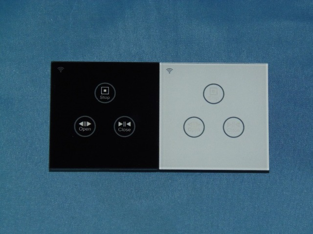wall switch, TOUCH wall switch and remote controller, motorized curtain switch, free shipping