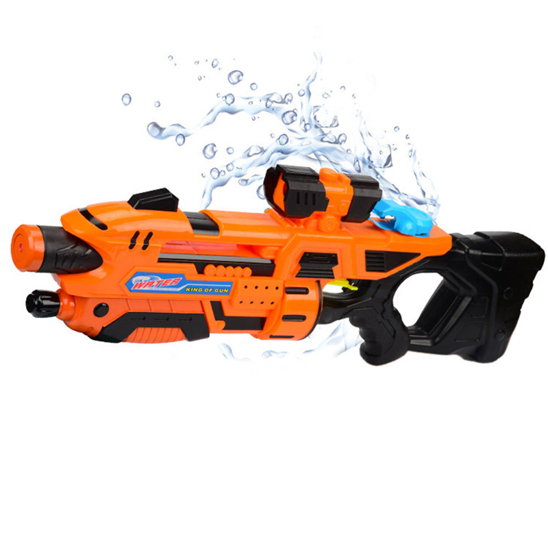 Summer Toys Children High-pressure Water Gun Toys Large Capacity Long Range For Water Fight Swimming Pool Beach Party Toys Toys & Hobbies Pools & Water Fun