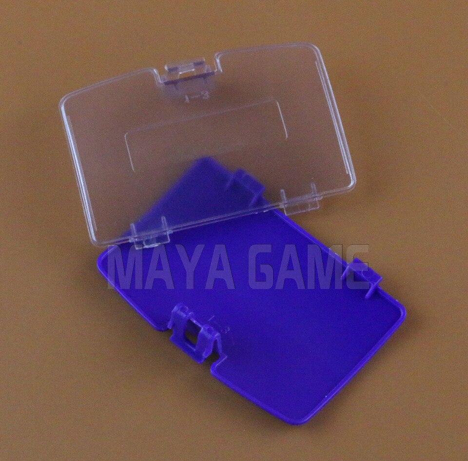 Game boy color quanto vale - 30 P S Lote Nova Caixa De Bateria Para Nintendo Gameboy Color Parte Substitui O Da Tampa