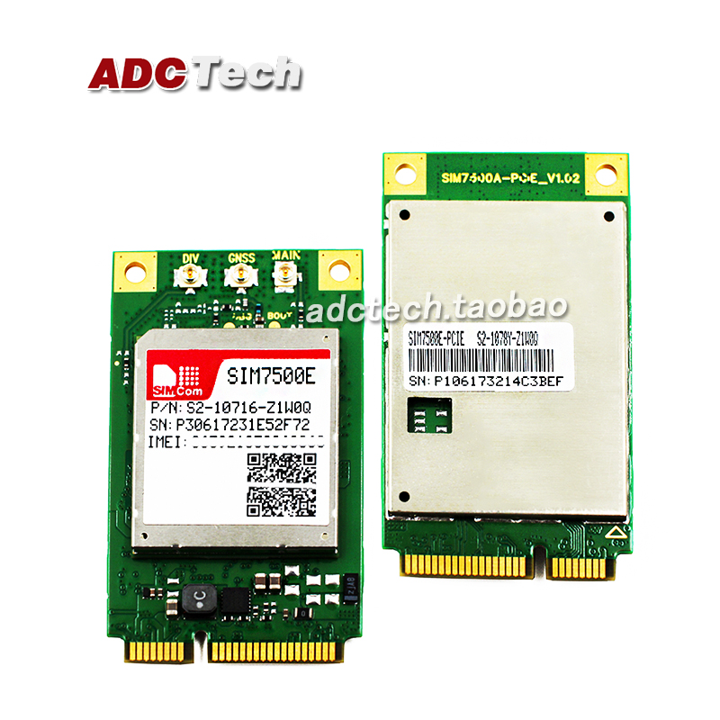 SIM7500E PCIE SIM7500E PCIE module in stock