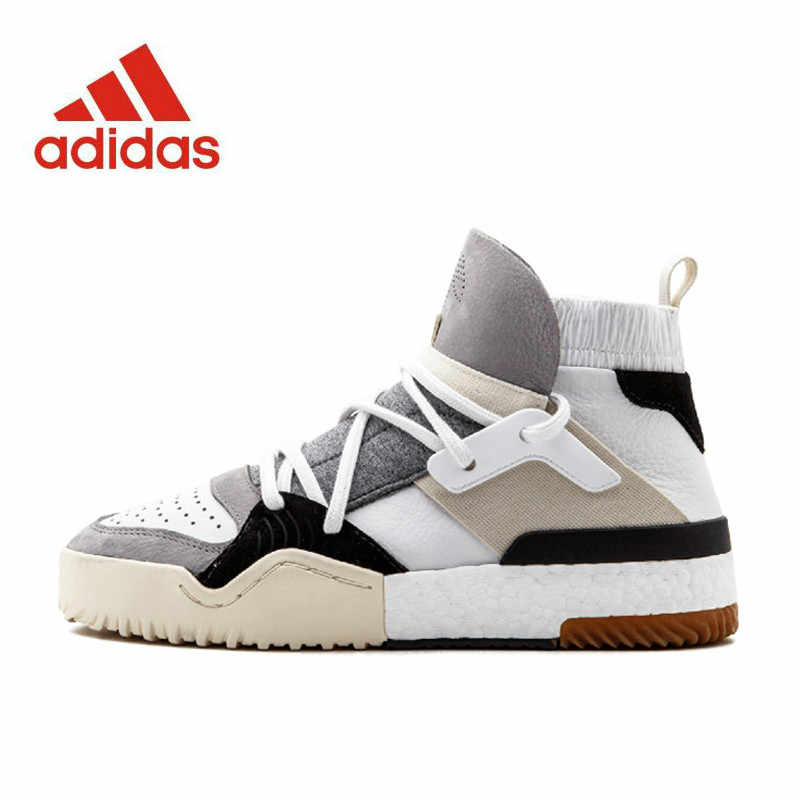 ae25773b0163 New Arrival Authentic Adidas Originals x Alexander Wang Men s Hard-Wearing  Walking Shoes Sports Sneakers