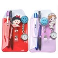 New Design Nurses Pen Case Gloss Matte Practical Pen Inserted Leak-Proof PVC Material Penalty Set