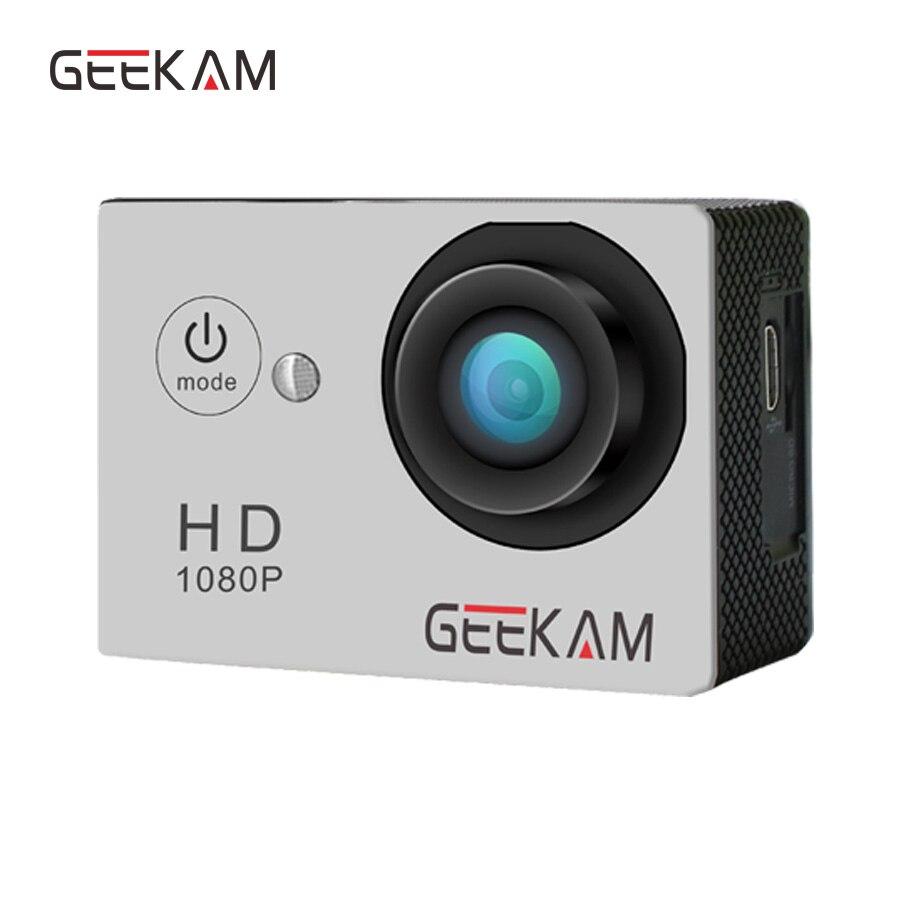 action camera 1080P 15fps 720P HD Original GEEKAM A9 sport cam deportivas pro waterproof go camera