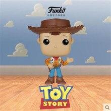Funko POP Disney dibujo animado juguete historia WOODY figura colección  vinilo figura modelo juguete niños Favor regalos de navi. 50ad0ee8b07