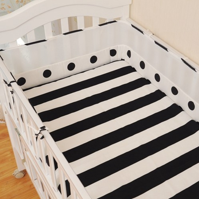 Baby Bumper Bedding Set 100%Cotton