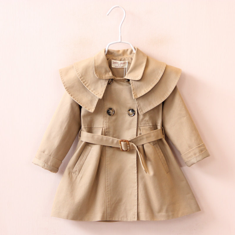 Baby Kids Jackets Infant Girls Coats Spring Children Coat Autumn Kids Wind Breaker Jacket Boys Outerwear Coats Baby Windbreaker