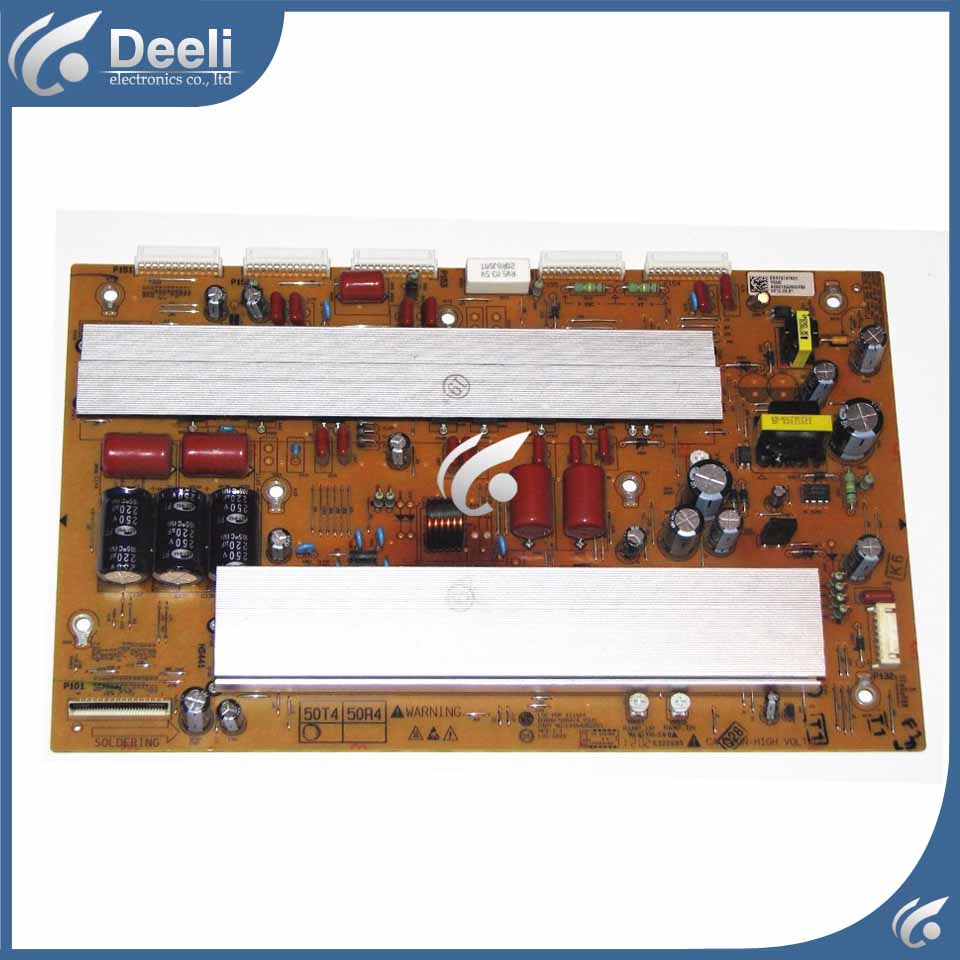 good working for power supply board Y board LG50P450-CM EAX64282201 EBR73747601 used board good working for used power supply board pac79013 10