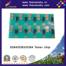 CS LX264 compatible toner cartridge reset chip for Lexmark X264 X363 X364 X 264 363