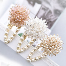 US $1.94 |Pearl  Rhinestone Hair Barrettes  Hairpins Hairgrips Hair Accessories For Women Geometric Hair Clips For Girls-in Women's Hair Accessories from Apparel Accessories on AliExpress