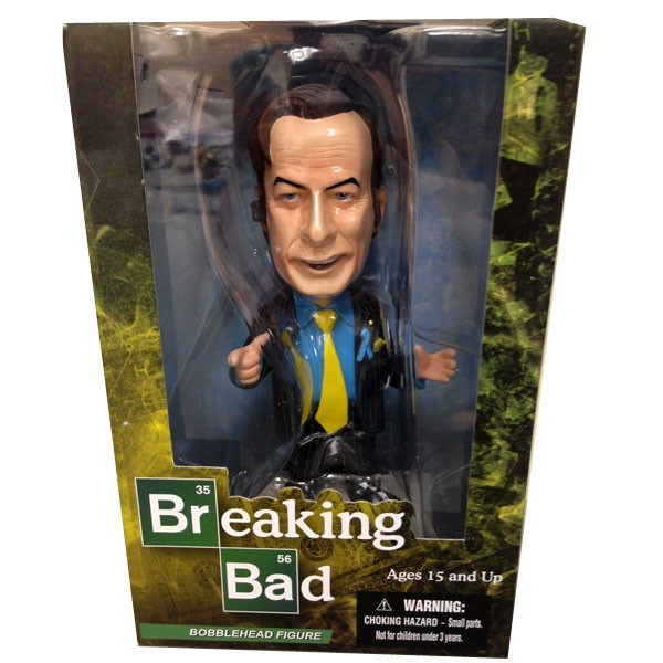 Breaking Bad Saul Goodman Collectible Figure  Mezco Toys 2014
