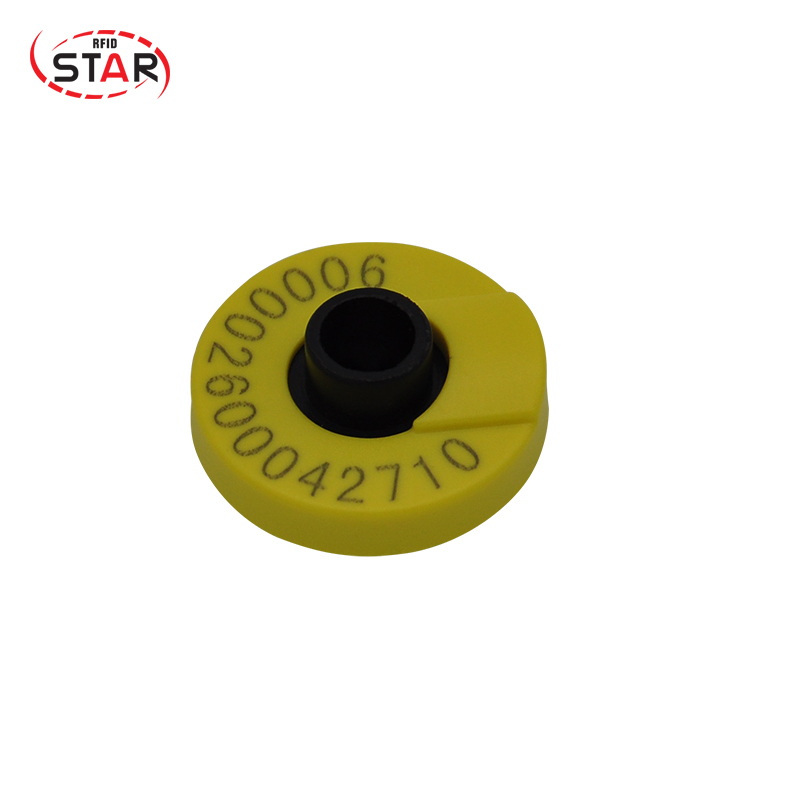 (20pcs/pack) ST-A01 STAR product safe and durable promotion 134.2KHz FDX-B chip EM4305 animal ear tag (20pcs/pack) ST-A01 STAR product safe and durable promotion 134.2KHz FDX-B chip EM4305 animal ear tag