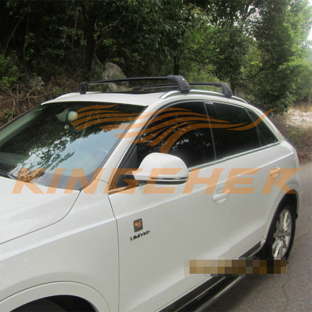 Fit For BMW X1 X3 With Lock KC Baggage Luggage Roof Rack