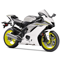 Silver White Fairings YZF R6 2017 2018 Year ABS Motorcycle Fairing For Yamaha YZF R6 17 18 ABS Injection Plastics Bodywork Cover