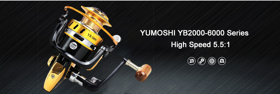 Yumoshi Tackle Fishing Nazan 6