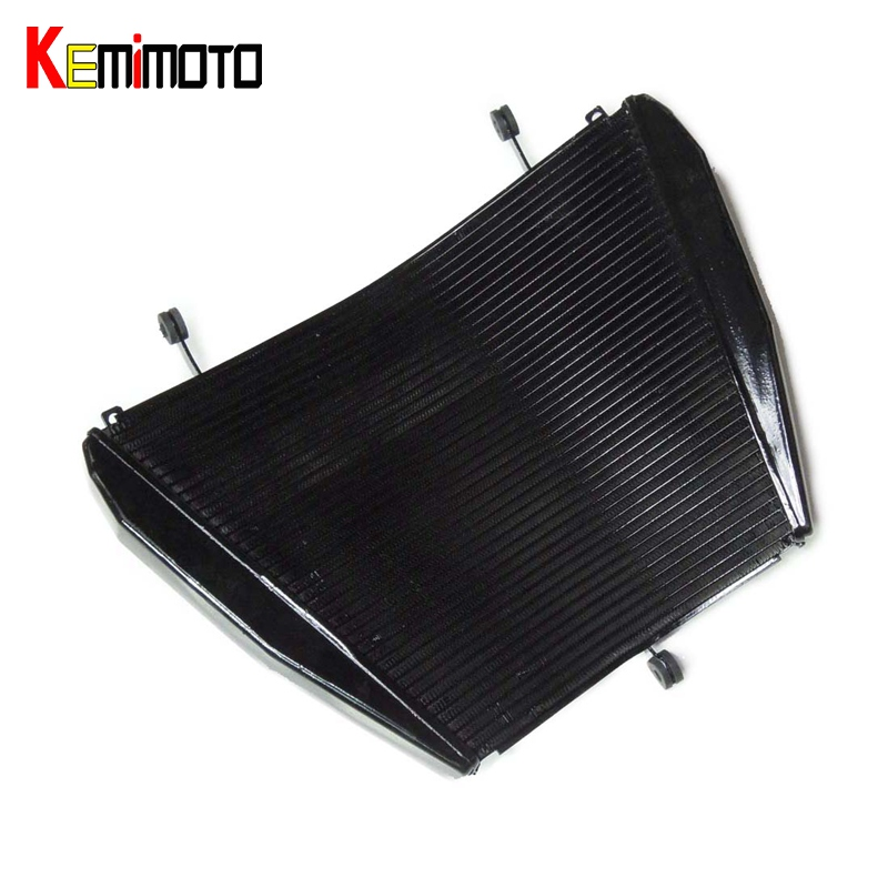 KEMiMOTO Motorcycle Radiator Cooler For HONDA CBR1000RR CBR 1000RR CBR1000 RR CBR 1000 RR 2008 2009 2010 2011 Accessories for honda cbr 1000rr cbr1000rr 2008 2009 2010 2011 gold motorcycle frame slider crash protector bobbins falling protection