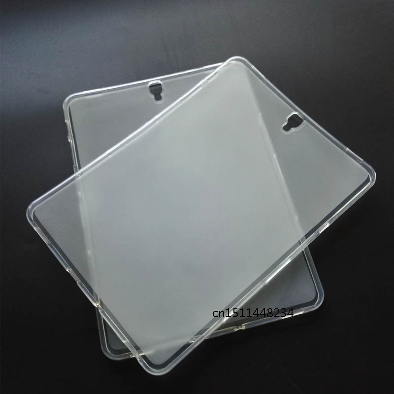 For Samsung Galaxy Tab S3 9.7 SM-T820 T825 Cover, 2017 New Fashion diamonds transparent TPU frosted silicone shell Case thin аксессуар чехол samsung galaxy tab a 7 sm t285 sm t280 it baggage мультистенд black itssgta74 1