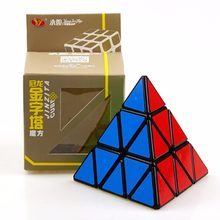 455f9450a Yj Cubo Magico Triangle Pyramid Neo Cube Puzzle Cubes Twist Cubo Square  Puzzle Gifts Educational Toys for Children Adult
