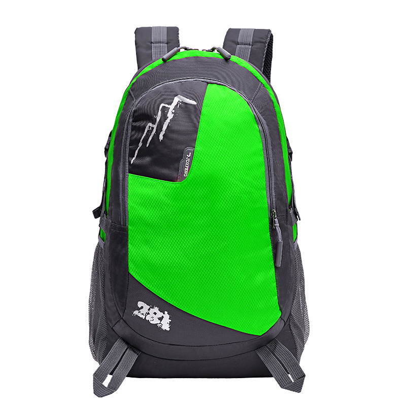 New 2017 School Backpack Male Fashion Nylon Bag Casual Brand Men Backpack Classic Mountaineering Men Bag