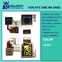 For HTC One M8 M8x One2 Original New Back Rear Big Main Small Camera Module With