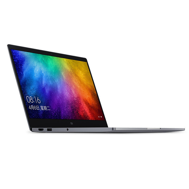 Global version Xiaomi Notebook Air 13.3 Quad-Core Enhanced Edition Fingerprint Recognition Intel Core i5 8250U 8GB 256GB laptop