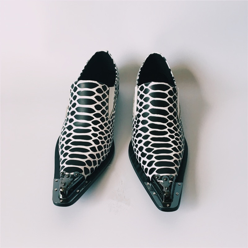Pisos no Hombres Negro Zapatos Pointed 4 6 Hombre no 19 no Toe Zapatillas 3 no Moda 17 18 Boda no no 16 no no Impresión 2 15 no 14 Sapatos no Mocasines 13 Oxford no no 5 12 no no 1 no 11 Remaches No 10 no Blanco 7 no no 9 8 5CwqqYx