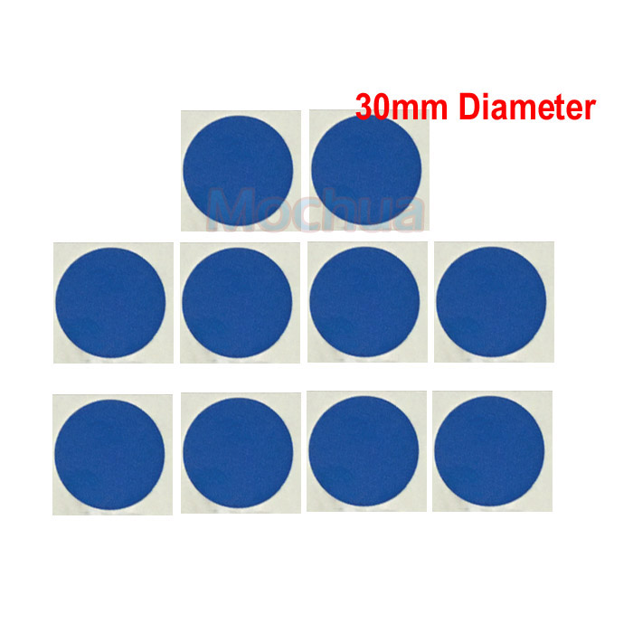 10pcs 13.56MHz NTAG215 Label NFC Sticker NTAG215 Tag For Tagmo With Color Printing