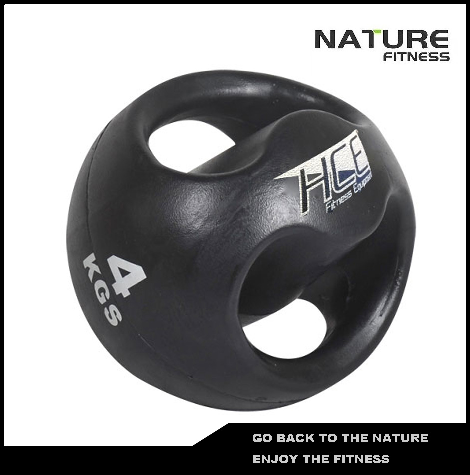 4kgs Double Grip Handles Medicine Ball Core For Strength Gym 10kg Training In Fitness Balls From Sports Entertainment On Alibaba Group