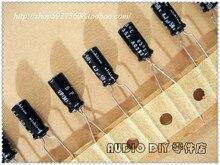 30 ШТ. Nichicon VP-BP серии 4.7 мкФ/50 В неполярные электролитические конденсаторы бесплатная доставка