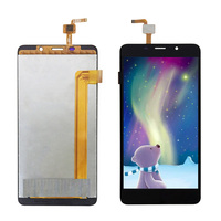 Black/Pink For Leagoo M8 LCD Display and Touch Screen Digitizer Assembly Replacement for leagoo m8 lcd