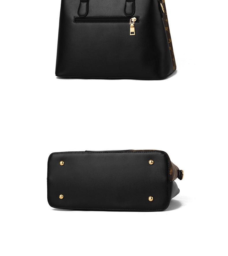 Women Bags Set 2 Pcs Leather Handbag Women Tote Bag Ladies Shoulder Bag for Women 2018 Messenger Bag Sac a Main 40