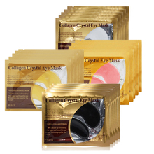 Putimi Eye Mask Collagen Crystal Patch Remove Dark Circles Fine Lines Moisturizing Masks Patches Firming 16pcs=8pair