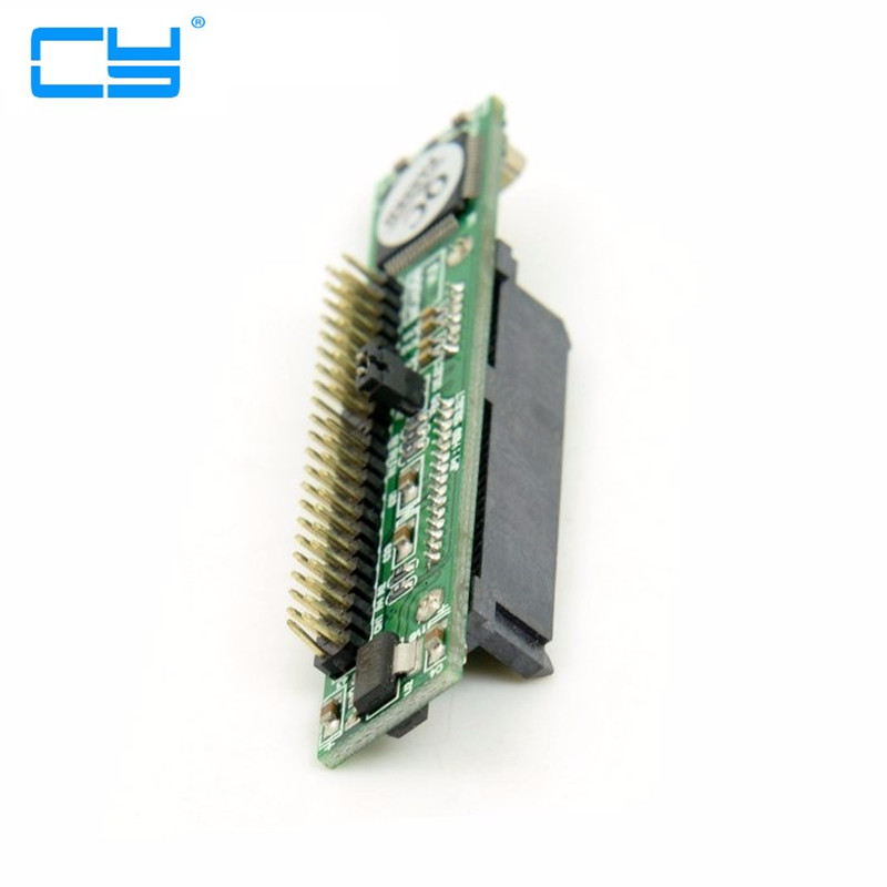 SATA Female to IDE 44Pin Adapter ide SATA IDE Adapter Converter PCBA for Laptop & 2.5 Hard Disk Drive