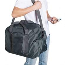 Lhlysgs бренд Водонепроницаемый нейлон sportsing складной багаж сумки унисекс модные складная дорожная сумка ручной клади Сумка