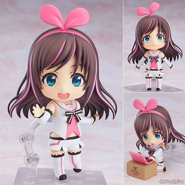 Toys & Hobbies Efficient Nendoroid 704 Anime Saenai Heroine No Sodatekata Kato Megumi Action Figure Cute Girl Pvc Model Collection Toys Gift