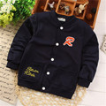 2016 New arrive Autumn fashion style Baby Boy Clothes Outwear cotton printing letter casual coat