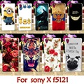 Мягкие TPU Hard Plastic Case For SONY Xperia X F5121 Двойной F5122 5.0 дюймов Case Для Sony F5121 F5122 Case Cover Shell корпус
